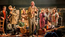 Image for The Commitments musical; Le Week-End