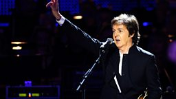 Image for Paul McCartney In Concert