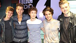 Image for Media Training with The Vamps
