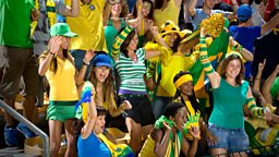 Image for Info for Brazil World Cup visitors