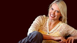 Image for Anneka Rice sits in