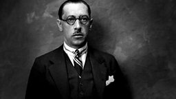 Image for BBC NOW - Stravinsky, Mozart