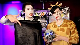 Image for Dan and Phil's Halloween spook-tacular!