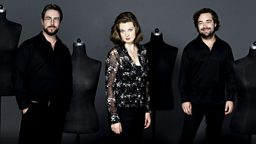 Image for Wigmore Hall: ATOS Trio