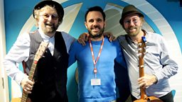 Image for Chas and Dave join Shaun for a session