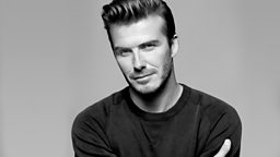 Image for David Beckham; Graham Nash; Dracula