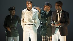Image for The Scottsboro Boys; Arcade Fire; Russell Banks' short stories