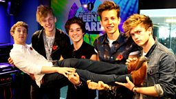 Image for Little Mix, Conor Maynard and The Vamps