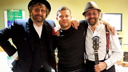 Image for Chas 'n' Dave, Turin Brakes and Asgeir