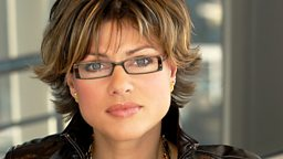 Image for Kate Silverton and Johnnie Walker