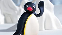 Image for Pingu and the Rubberband Plane/Pingu and the Daily Igloo