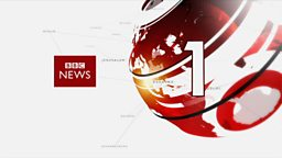 Image for BBC One O'Clock News