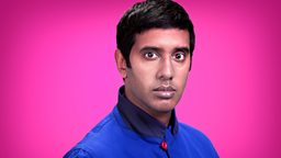 Image for Rajan Sharma from Channel 4's First Dates