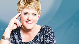 Image for Good Morning Christmas with Clare Balding