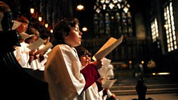 Image for Choral Evening Prayer