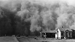 Image for Dustbowl Storms in the US