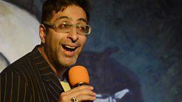 Image for Stand Up for Pudsey with Sanjeev Kohli