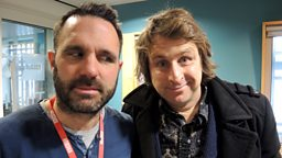Image for Milton Jones joins Shaun