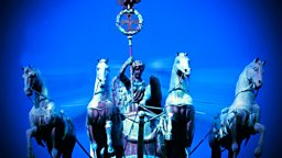 Image for The Charioteer