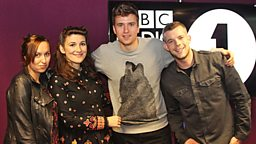 Image for Russell Tovey & the cast of BBC Three's Him & Her