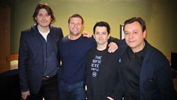 Image for Manic Street Preachers, The National and Simon Amstell