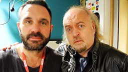 Image for Bill Bailey drops by