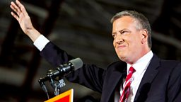 Image for Bill de Blasio