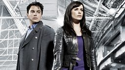 Image for Captain Jack Harkness & End of Days