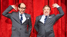Image for Morecambe and Wise, Kate Tempest, Poets' Corner, the return of Blofeld