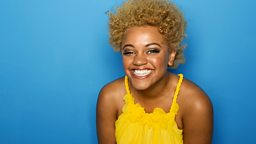Image for Gemma Cairney with Laura Dockrill's Christmas Poem