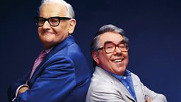 Image for Christmas Night with The Two Ronnies