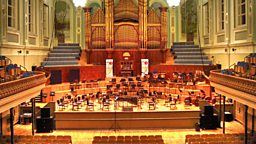 Image for Live from BBC Hoddinott Hall, Cardiff