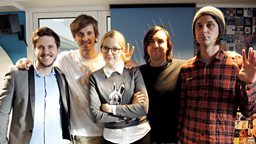 Image for With Cut Copy live in session