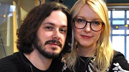 Image for Lauren is joined by Edgar Wright