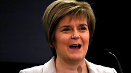 Image for Nicola Sturgeon