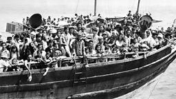 Image for Vietnamese Boat People