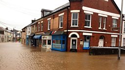 Image for Could high bills for flood insurance put small shops out of business?