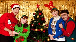 Image for Women in Film; Christmas Jumpers