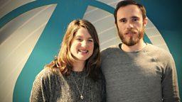 Image for Nemone sits in with James Vincent McMorrow in session