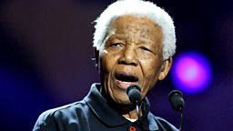 Image for Nelson Mandela - Former President of South Africa