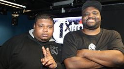 Image for Ace sits in for Charlie: Big Narstie live in the studio