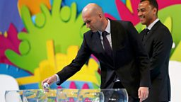 Image for World Cup 2014 Draw