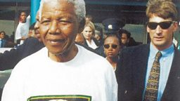 Image for I was Mandela's Human Shield