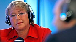 Image for Michelle Bachelet