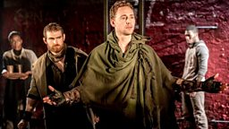 Image for Coriolanus, Olivia Colman, Alex Ferguson's ghost writer, comedy DVDs