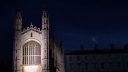 Image for 2013 Festival of Nine Lessons and Carols from King's College