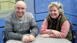 Image for Monday - Rob Cowan with Sandi Toksvig