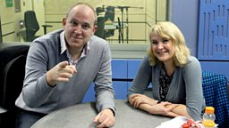 Image for Monday - Sarah Walker with Tim Vine