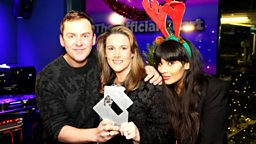 Image for Scott, Jameela and the Christmas No 1!