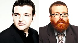 Image for Kevin Bridges talks to Frankie Boyle